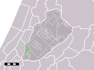 Lisserbroek - Image: Map NL Haarlemmermeer Lisserbroek