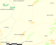 Map commune FR insee code 10270.png