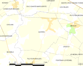 Map commune FR insee code 14026.png