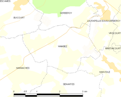 Map commune FR insee code 60699.png