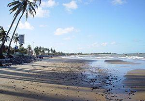Maracajaú - Maracajaú beach.
