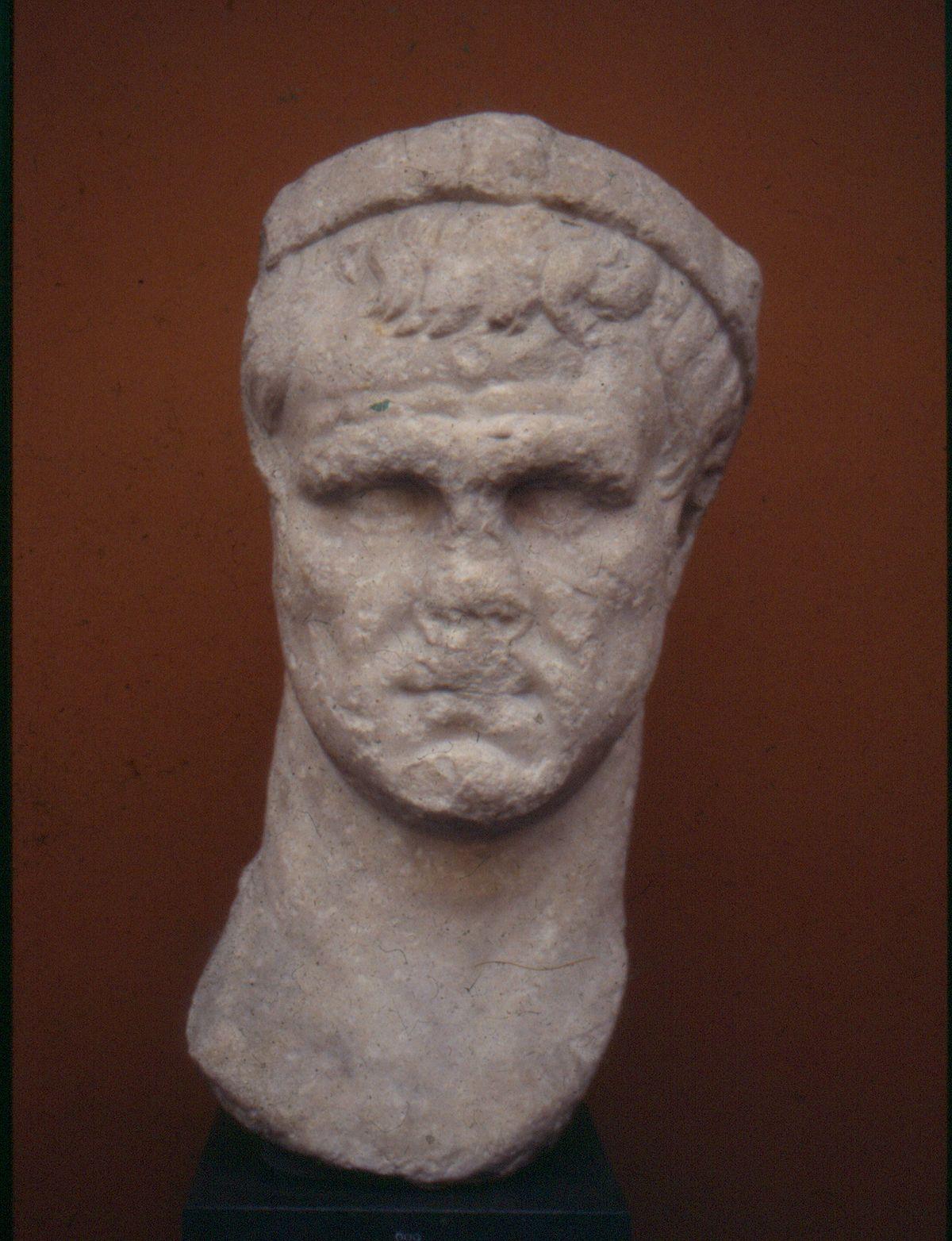 Marcus Vipsanius Agrippa Wikimedia Commons