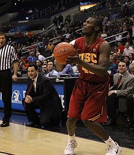 Marcus Simmons American basketball player