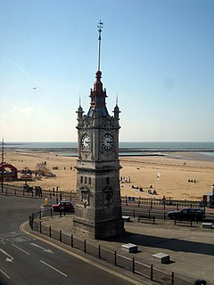 Margate town in East Kent, England