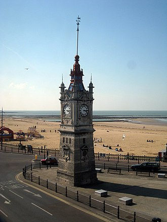 Margate - Image: Margate Clock Tower Oast House Archive