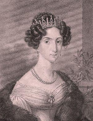 La casa disabitata - Princess Amalie of Saxony