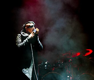 The Pale Emperor - Image: Marilyn Manson Rock am Ring 2015 8693