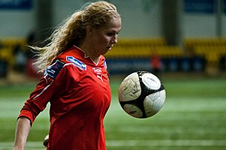 Marit Fiane Grødum Association footballer