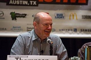 Mark Thompson (media executive)