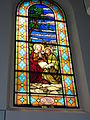 Marly (Nord, Fr) église Saint-Pierre, vitrail 06.JPG