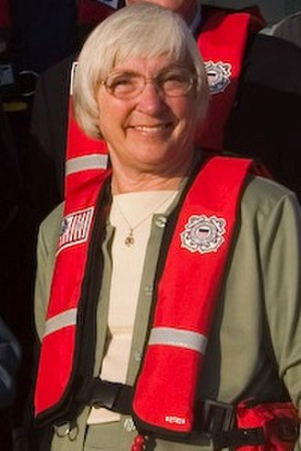 Marty Blum - Marty Blum at U.S. Coast Guard Auxiliary event in 2007
