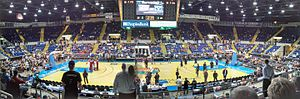MassMutual Center - The MassMutual Center arena