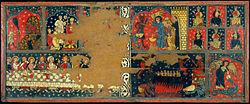 Master of Soriguerola: Panel of Saint Michael