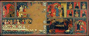 Master of Soriguerola - Panel of Saint Michael - Google Art Project.jpg