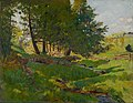 Maurice Cullen - Summer near Beaupre - Google Art Project.jpg