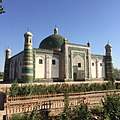 Mausoleum of Afaq Khoja and the Fragrant Concubine in Kashgar, Xinjiang, China.jpg
