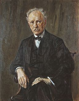 Max Liebermann Bildnis Richard Strauss