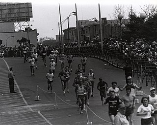1985 Boston Marathon