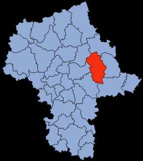 Węgrów County County in Masovian, Poland