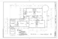 McNamee-Torbert House, 410 Geneva Street, Opelika, Lee County, AL HABS ALA,41-OPEL,2- (sheet 4 of 12).png