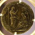 Medaglia di Domenico Grimani - Palazzo Grimani a Venezia - Foto Giovanni Dall'Orto - 8 Ago 2011 586.jpg