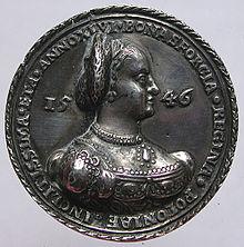 Bona Sforza, 1546