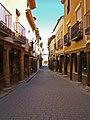 Medina de Rioseco Rua Mayor porticada ni.jpg