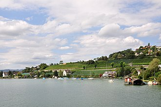 Meilen–Rorenhaab - The site of the prehistoric settlement