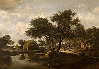 Meindert Hobbema - The Watermill.jpg