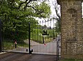 Melbury Park south gates - geograph.org.uk - 438422.jpg