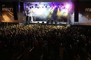 Melt! Festival music festival