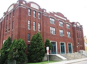 Burlington Memorial Auditorium - Image: Memorial Auditorium Burlington Vermont