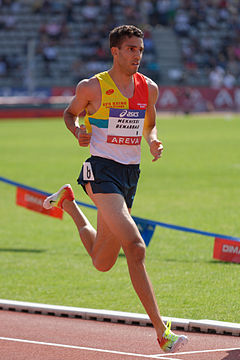 Men 3000 m steeple French Athletics Championships 2013 t172831.jpg