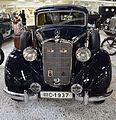 Mercedes-Benz 260 D Pullmann. front. Spielvogel.jpg