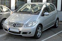 Mercedes-Benz A-Class thumbnail