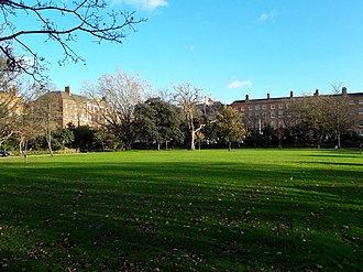 Merrion Square - Merrion Square Park