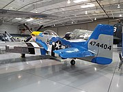 Mesa-Arizona Commemorative Air Force Museum-North American P-51D Mustang.jpg
