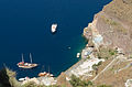 Mesa Gialos - old harbour of Fira - Santorini - Greece - 03.jpg