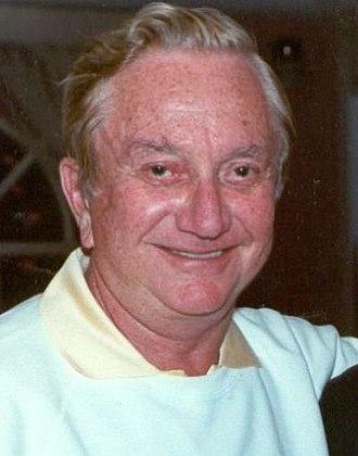 Meshulam Riklis - Riklis on December 2, 1988 at the Riviera Hotel and Casino, Las Vegas