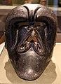 Messico centrale, olmechi, contenitore con maschera di divinità, 1600-300 ac ca.jpg
