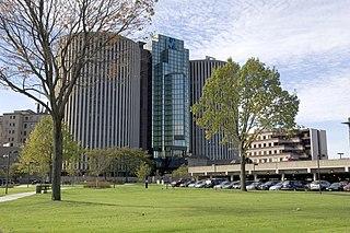 MetroHealth Hospital in Ohio, USA