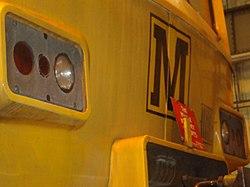 Metrocar 4033, Tyne and Wear Metro depot open day, 8 August 2010 (4).jpg