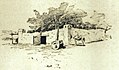 Mexican ranch by Colonel Henry Inman 1897.jpg