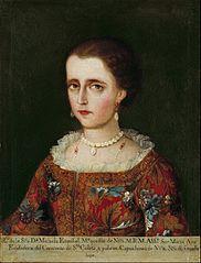 Portrait of Dona Micaela Esquibel