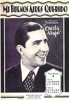 Mi Buenos Aires querido (song) song