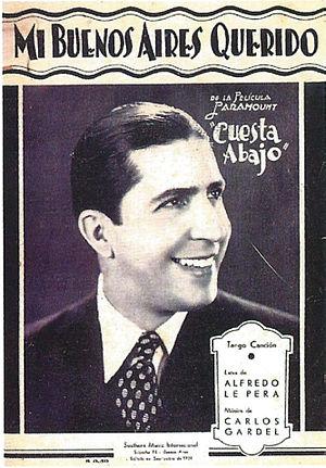 Mi Buenos Aires querido (tango) - Mi Buenos Aires querido.