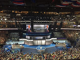 Michael Bloomberg - Bloomberg speaking at the 2016 DNC