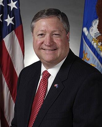 Michael B. Donley - Image: Michael Donley official portrait