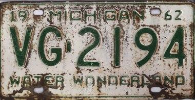 1962 in Michigan - Wikiwand