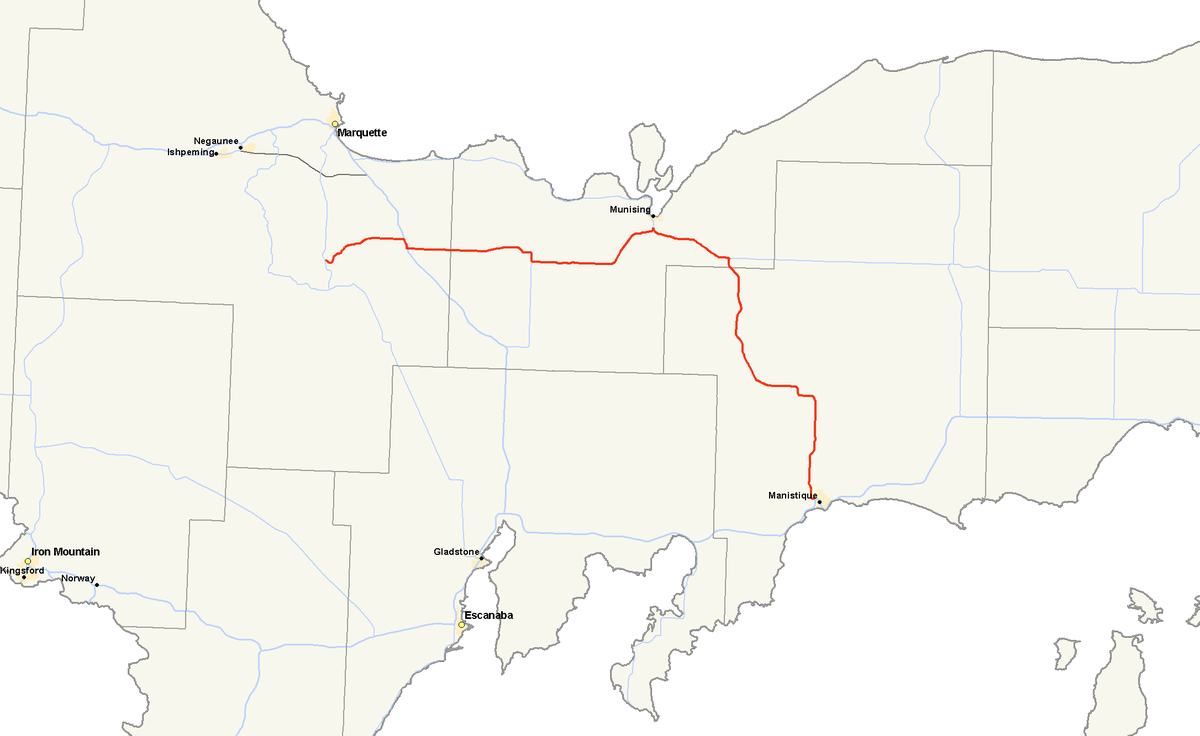 Michigan alger county trenary - Michigan Alger County Trenary 79